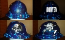 Oilfield Metal Mulisha hard hat