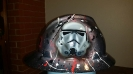 Stormtrooper hard hat custom painted