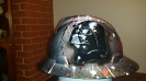 Darth vader Star Wars themed hard hat
