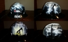 oilfield storm hard hat with company logo