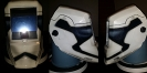 Star Wars Storm Trooper welding helmet